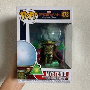 Spider-Man Far From Home Funko POP! #473